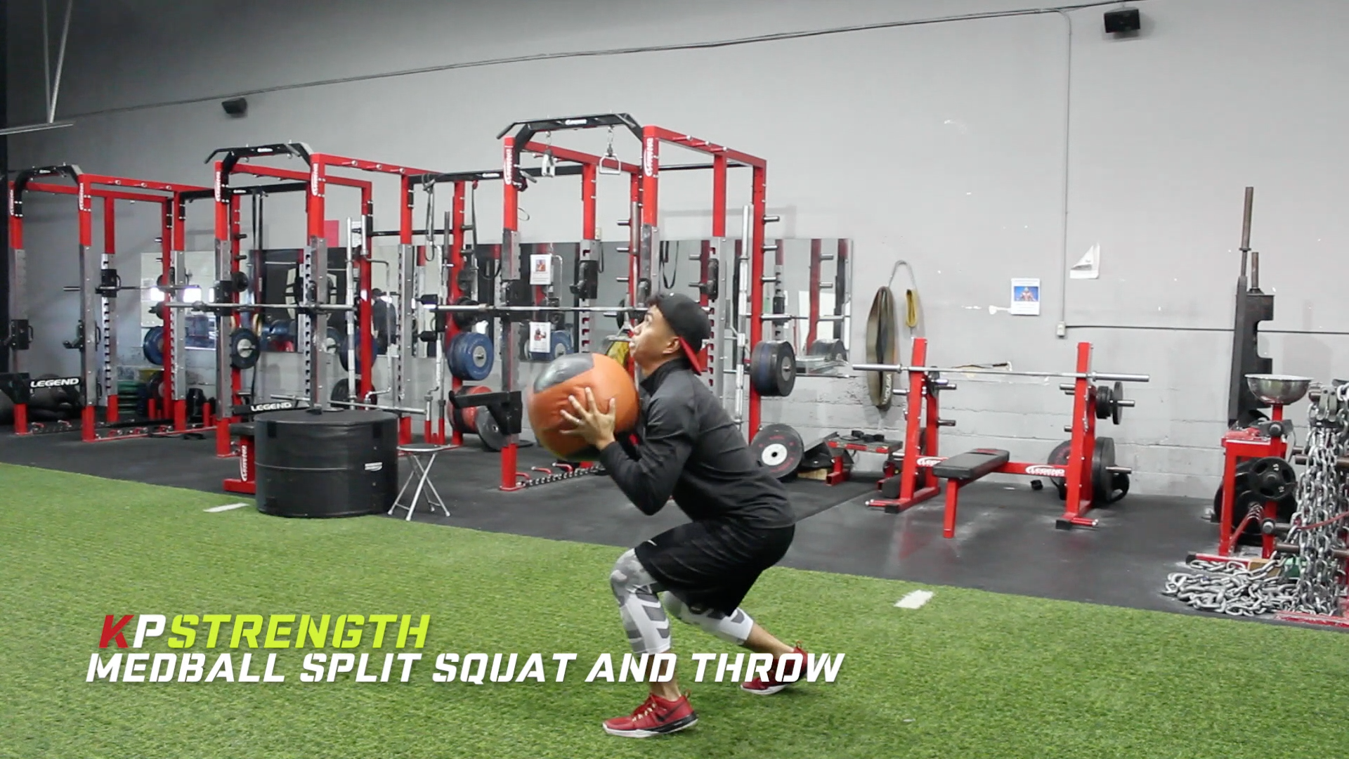 3 Medicine Ball Progressions to Improve POWER! - KP Strength