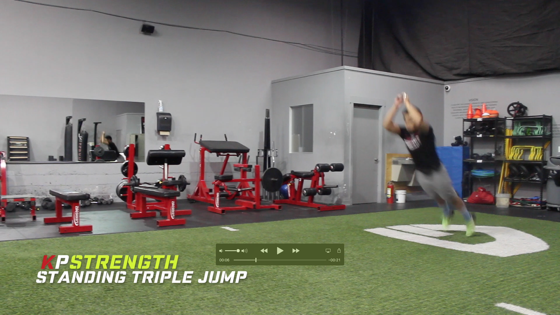 how to improve triple jump